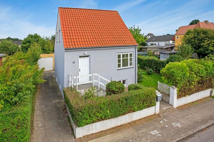 Villa på Rådmandsvej i Horsens - Mastefoto