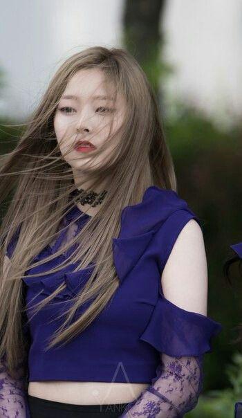 Eunwoo ◆ Pristin (K-pop group)  Music Core Mini Fanmeeting (20.05.2017)