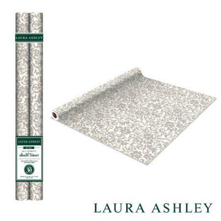 Amazon.com - Self Adhesive Shelf liner - 2 pack - Marise Charcoal - Cabinet Liner