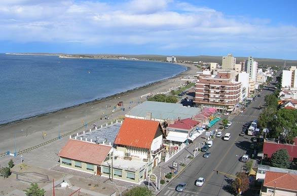 Puerto Madryn, paisajes y fotos: ballenas, delfines, leones marinos, elefantes marinos y más!