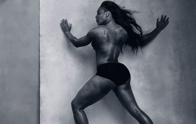 This Bold, Beautiful Photo of Serena Williams Shows the World What Day It Is  http://www.womenshealthmag.com/life/pirelli-calendar-2016?internal_recirc=outbrain_af