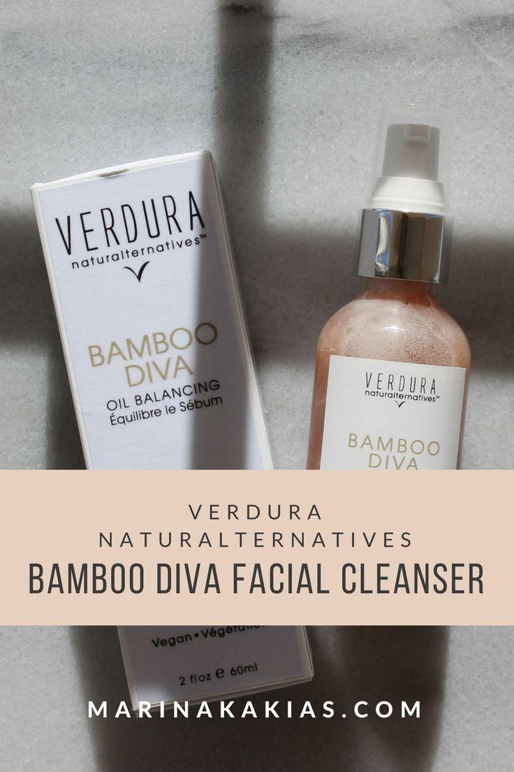VERDURA NATURALTERNATIVES BAMBOO DIVA FACIAL CLEANSER