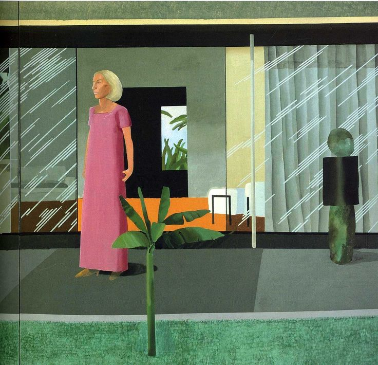 David Hockney (1937...)