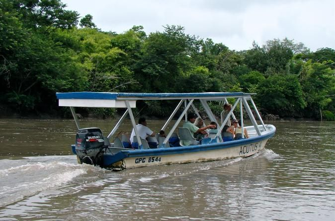 Palo Verde River Tour from Tamarindo The Palo Verde National Park is one of the best wildlife and bird watching spots in Costa Rica. During this tour, you will spend 1.5 hours on a boat exploring the park and its wildlife.Palo Verde National Parkis part of theTempisque Conservation Area that contains much of the area of the valley of theTempisque Riverand covers an area of 45,492acresin the Guanacaste Province. The surrounding region is mostly made up of tropical dry for...