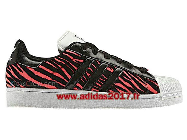Adidas Superstar 2 Femme Noir Et Blanche