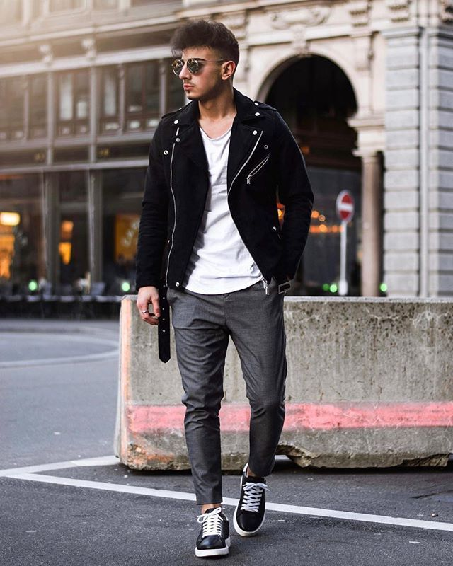 Style by @ianna27 Yes or no? Follow @mensfashion_guide for dope fashion posts! #mensguides #mensfashion_guide