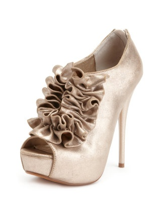 I got these shoes for New Years Eve...surprisingly comfortable