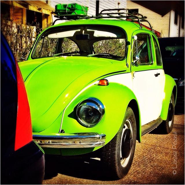 It's a Beetle