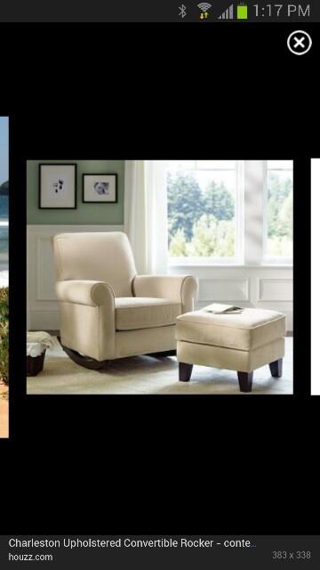 Dream rocking chair