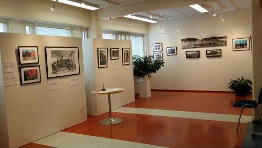 Näyttely 3/2016 -Olga Marian viiden päivän sota-
