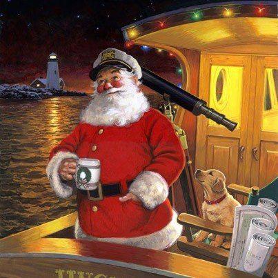 Sailing Santa at www.5sails.ee
