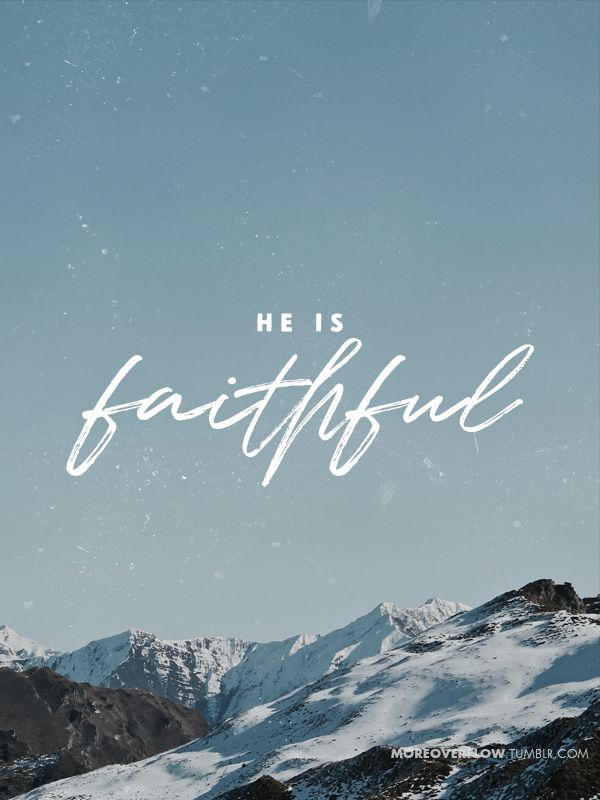 He is faithful - 1 John 1:9 #30DaysOfBibleLettering