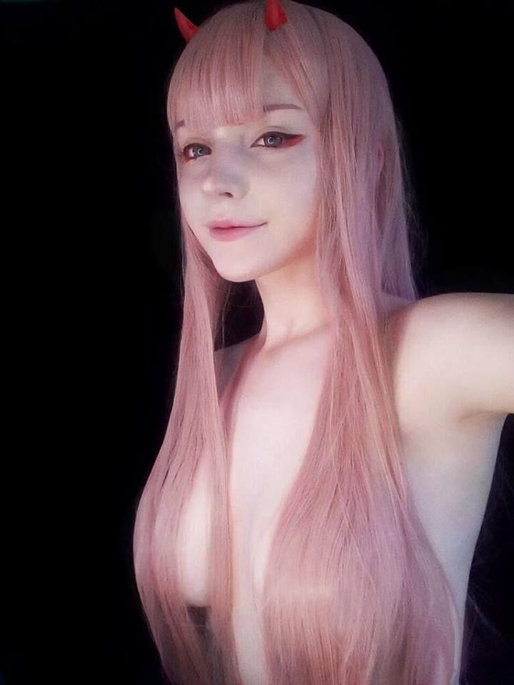 Zero two cosplay nude