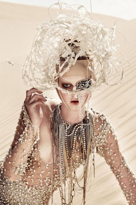 webBurning Man, Fashion Models, Tyler Williams, Williams Parker, Avant-Garde, Fashion Photography, Forefront, Burningman, Haute Couture