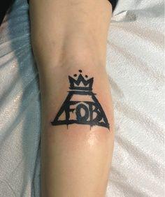 FOB Tattoo. SO AMAZING!!!