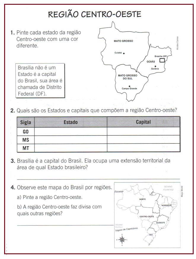 Região Centro-Oeste  |   Rérida Maria