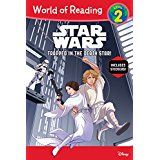 World of Reading Star Wars Trapped in the Death Star! (Level 2) On Black Friday Cyber Monday Deals Week