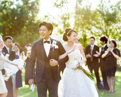 Place:AMANDAN HILLS dress:NOVARESE  weddingdress wedding beash resort party friends love
