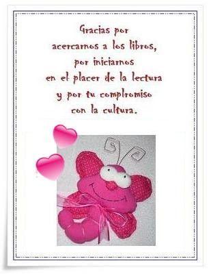 Día del Bibliotecario. Tarjeta para el Día del Bibliotecario. | RECREAR…