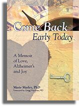Come Back Early TodayToday Website, Reading, Book Worth, Early Today, Resources Book, Alzheimers, Come Backs, Today A, New Books