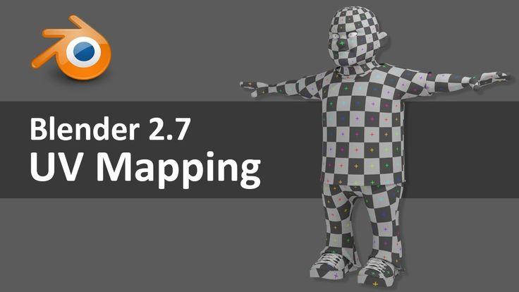 Blender 2.7 UV Mapping 4 of 4
