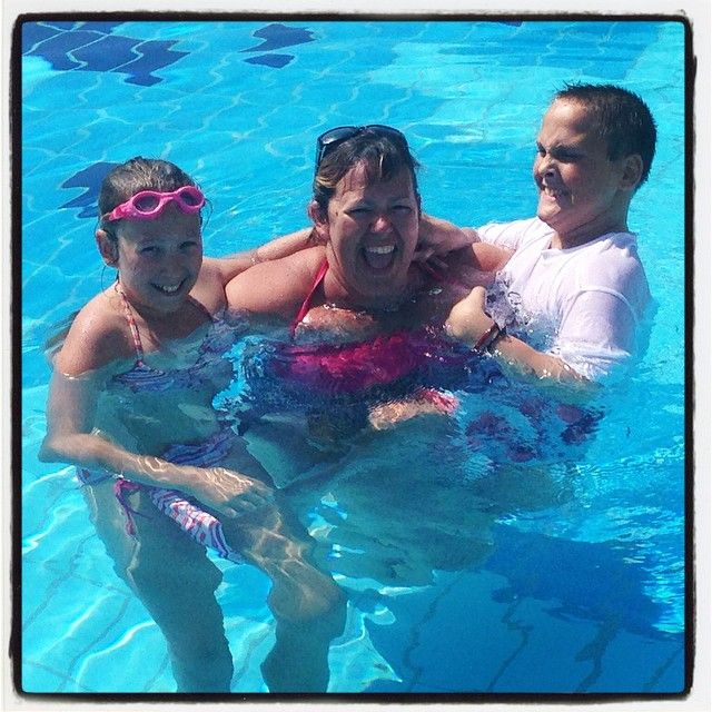 Family moments at Candia Park Village! Thank you for sharing @andycoxmusic !