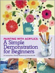 Easy Acrylic Painting Tips for Beginners!