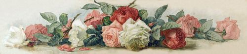 Artist Raoul Maucherat De Longpre,