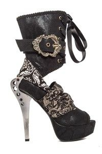 **Hades Shoes - Luna Two Tone Handmade Persian Style Features** * Upgrade of our veteran Ana Bole