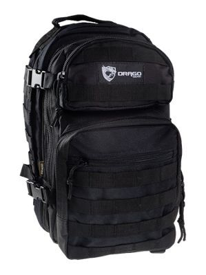 """Drago Gear Tactical Scout Backpack - Black: """"""""""""The Drago Gear Tactical Scout Backpack is made of highly… #Fishing #Boating #Hunting #Camping"""