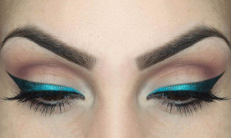 Trucco Elegante e Semplice ma di effetto: Tutorial - http://www.beautydea.it/trucco-elegante-semplice-ma-di-effetto-tutorial/ - Ecco come realizzare un make up semplice ma d'effetto caratterizzato da una riga di eyeliner sfumata!