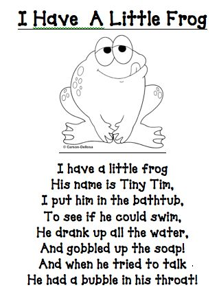 "Poems coming home from school are a great resource for families. Learn the poem together and play around with altering it. Feed in facts - ""I have a little reptile.."", and your child's own knowledge - ""I have a great big dog..."""