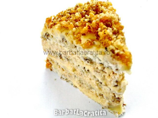Tort egiptean cu nuca si krantz