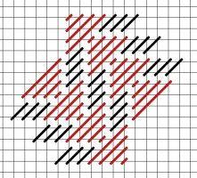 Oriental Stitch-needlepoint