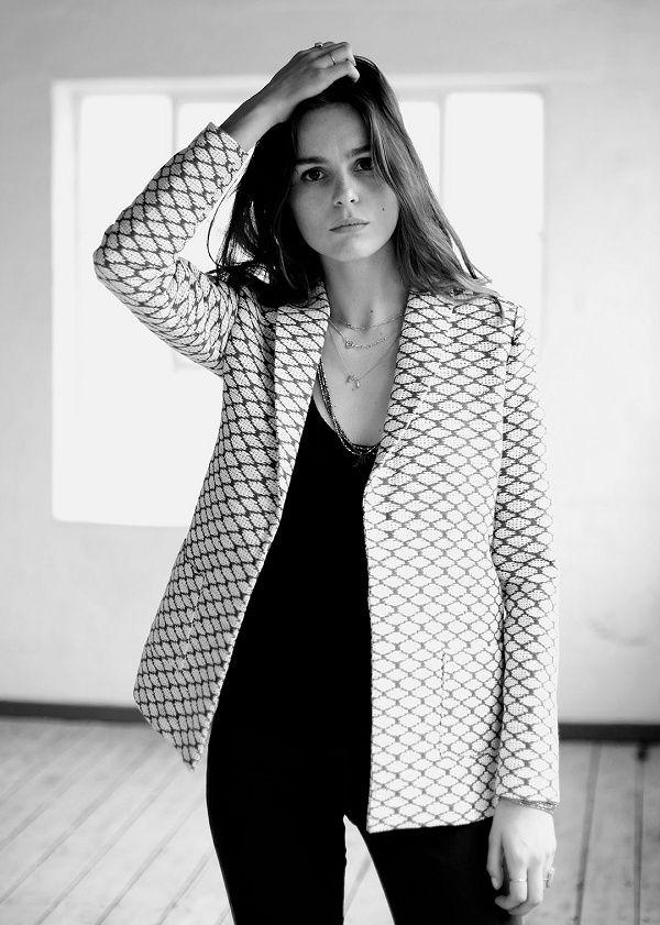 Sézane / Morgane Sézalory - Gabin jacket #sezane #gabin