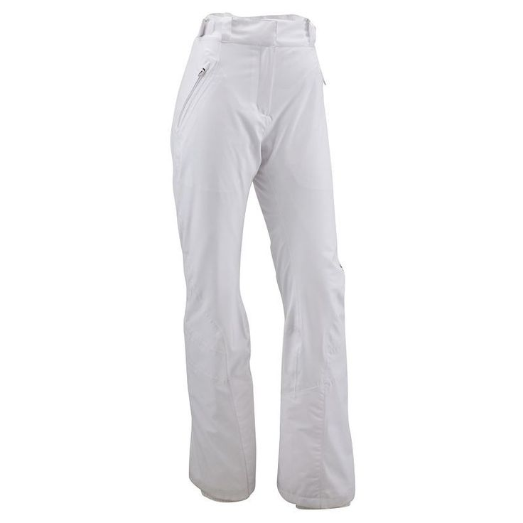 £49.99 - Trousers - MIDCARVE WOMEN'S SKI TROUSERS - WED'ZE