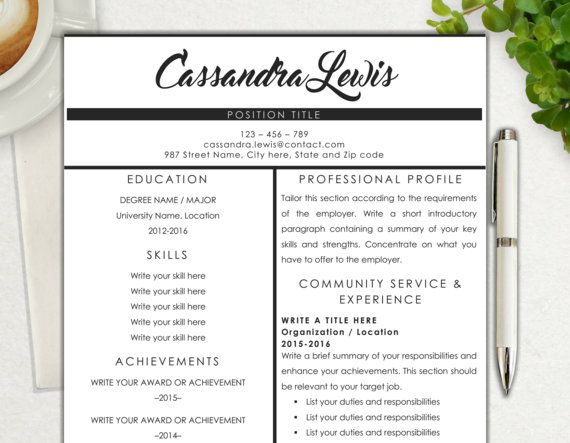 25+ unique Entry level resume ideas on Pinterest Accounting - entry level resumes