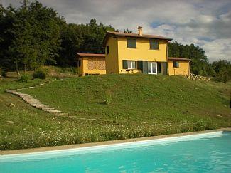 Villa rental near Vergato, Bologna, Emilia Romagna. Book direct with private owners. IT2454