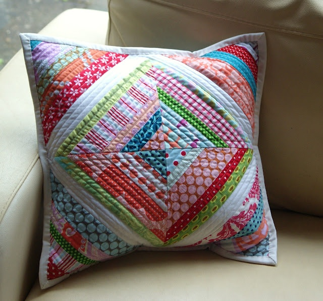 30 best Quilted cushions images on Pinterest | DIY, Beautiful and ... : quilts and pillows - Adamdwight.com