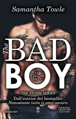 Leggere Romanticamente e Fantasy: Recensione: THE BAD BOY di Samantha Towle