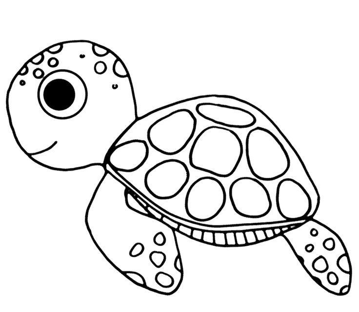 Turtle Malvorlagen Hayvan Boyama Sayfasi Animal Coloring Pages Ausmalbilder Schildkrote Malvorlagen Malvorlagen Tiere