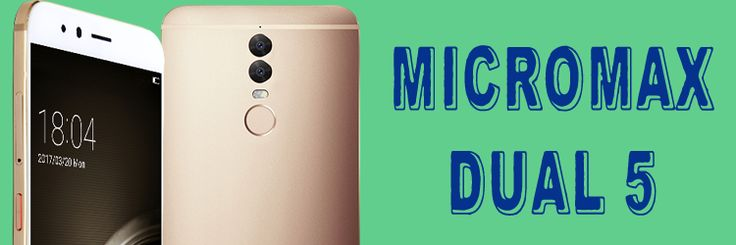 The Dual 5 is the Android cell phone launch from Micromax. The Dual 5 comes with 5.5 inch display. It is powered by 1.8 GHz quad-core Processor and runs on Android Marshmallow v6.0 OS, 13 + 13 MP B…