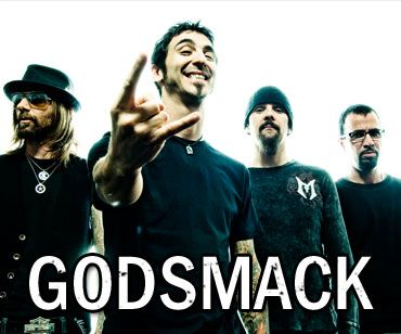 Godsmack is a heavy metal band from Lawrence, Massachusetts, formed in 1995. The band is composed of founder, frontman and songwriter Sully Erna, guitarist Tony Rombola, bassist Robbie Merrill, and drummer Shannon Larkin.