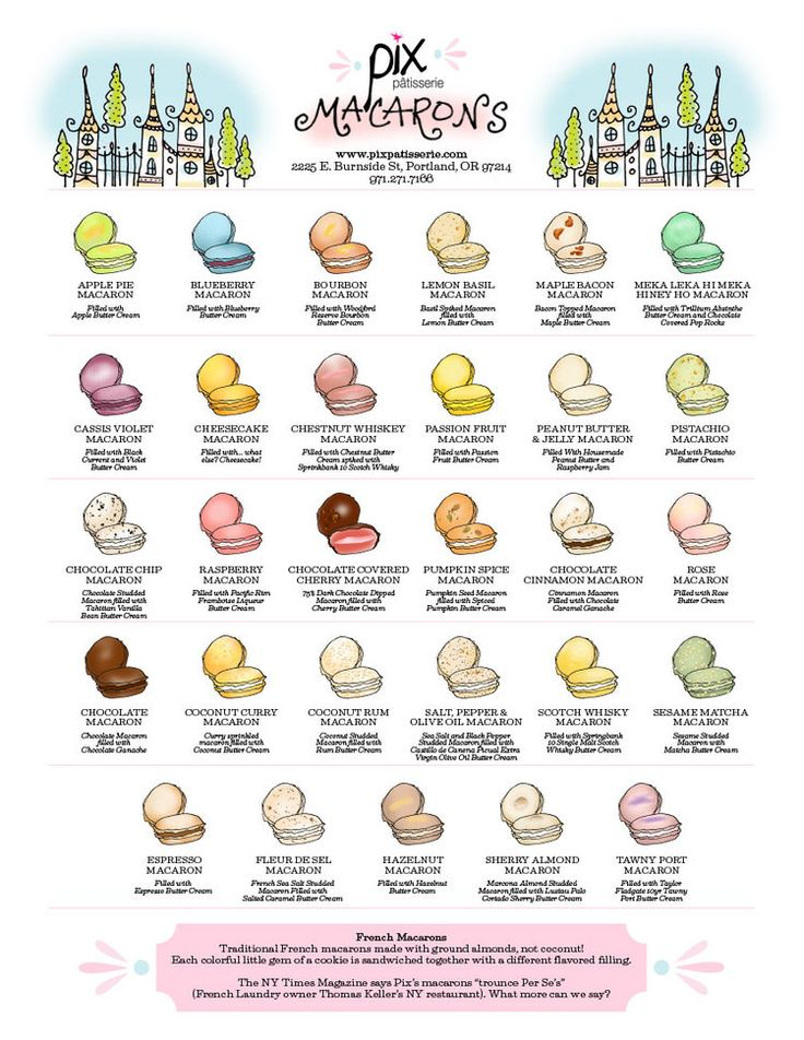 Best 25+ French macaron flavors ideas on Pinterest | Macaron ...