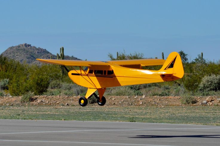 Arizona Electric Festival 2014- RC Airplane