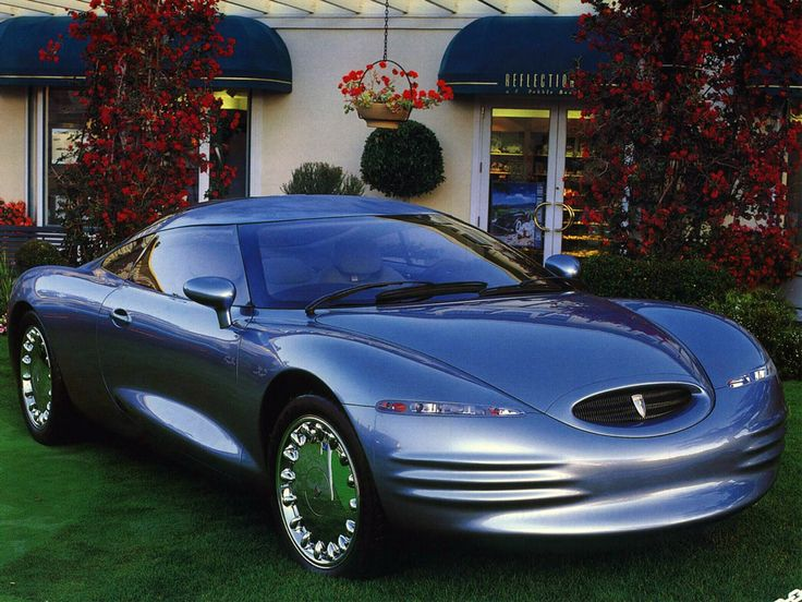 1993 Chrysler Thunderbolt Concept Concept Cars Pinterest