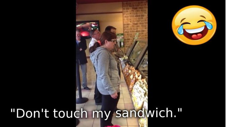 Cringiest SUBWAY Sandwich Order EVER! Can you watch it all?
