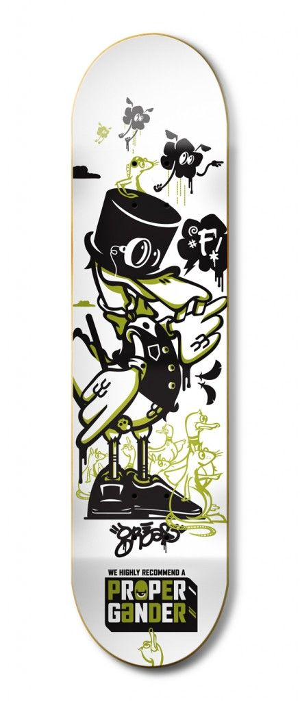Decks de skate personalizados - Choco la Design   Choco la Design   Design é como chocolate, deixa tudo mais gostoso.
