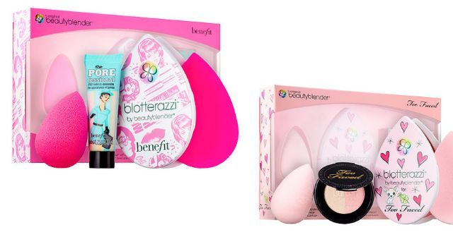 The Holiday 2016 Beautyblender x Too Faced and Beautyblender x Benefit Sets Are Live at Sephora