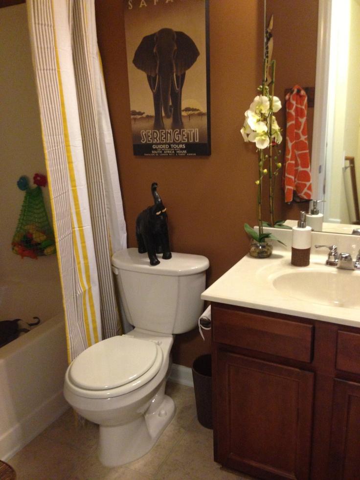 Best 25 safari bathroom ideas on pinterest for Space themed bathroom